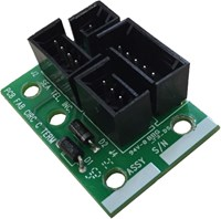 PCB ASSY, MOTOR TERM, LIMIT SWITCH