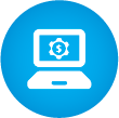 Icon for Simplified installation