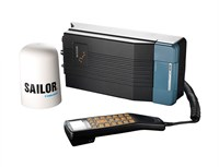 SAILOR SC4000 Iridium, Black Grey