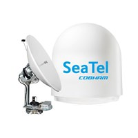 SEA TEL 80 TV, Maritime Satellite TV System