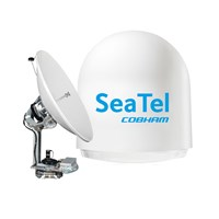 SEA TEL 100 TV, Maritime Satellite TV System