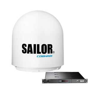 SAILOR 800 VSAT Ku