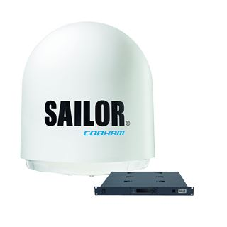 SAILOR 900A VSAT