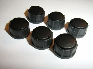 Low Cap F/ LTW BD/Bu Circular Connectors