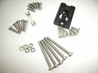 Screw - Kit with cradle for 6202