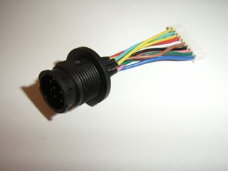10 Pin Cable Connector LTW/JST L=50mm