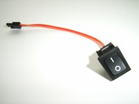 Power Switch Assy F/ FBB Terminal 3738A