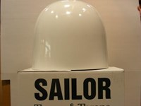 Radome Top FiberGlass F/ Sailor 500 vers B & 55+