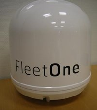 SAILOR Fleet One Above Deck Unit