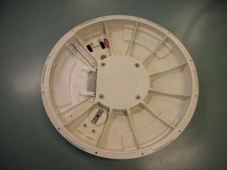 Radome Bottom F/ SAILOR 800 VSAT