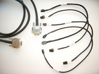 Top Cable Kit F/ VSAT 900
