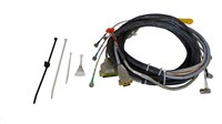 Harness Assy  Upper TVRO Kit 80/100/120