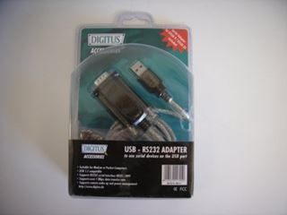 Cable USB-RS232 / ***