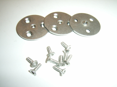 Mounting Plate for Magnet (3pcs) EXPLORER 325