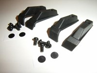 Transceiver Rubber Foot Kit F/ 3732B - 2 set
