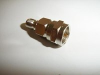 F Male - SMA Female Adapter
