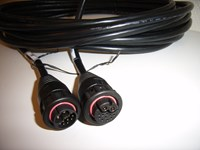 Cable, 12pol, Ant. power&comm, IDU-ODU 10M.