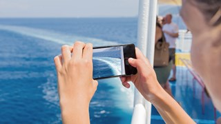 Maritime Internet For Passenger Entertainment