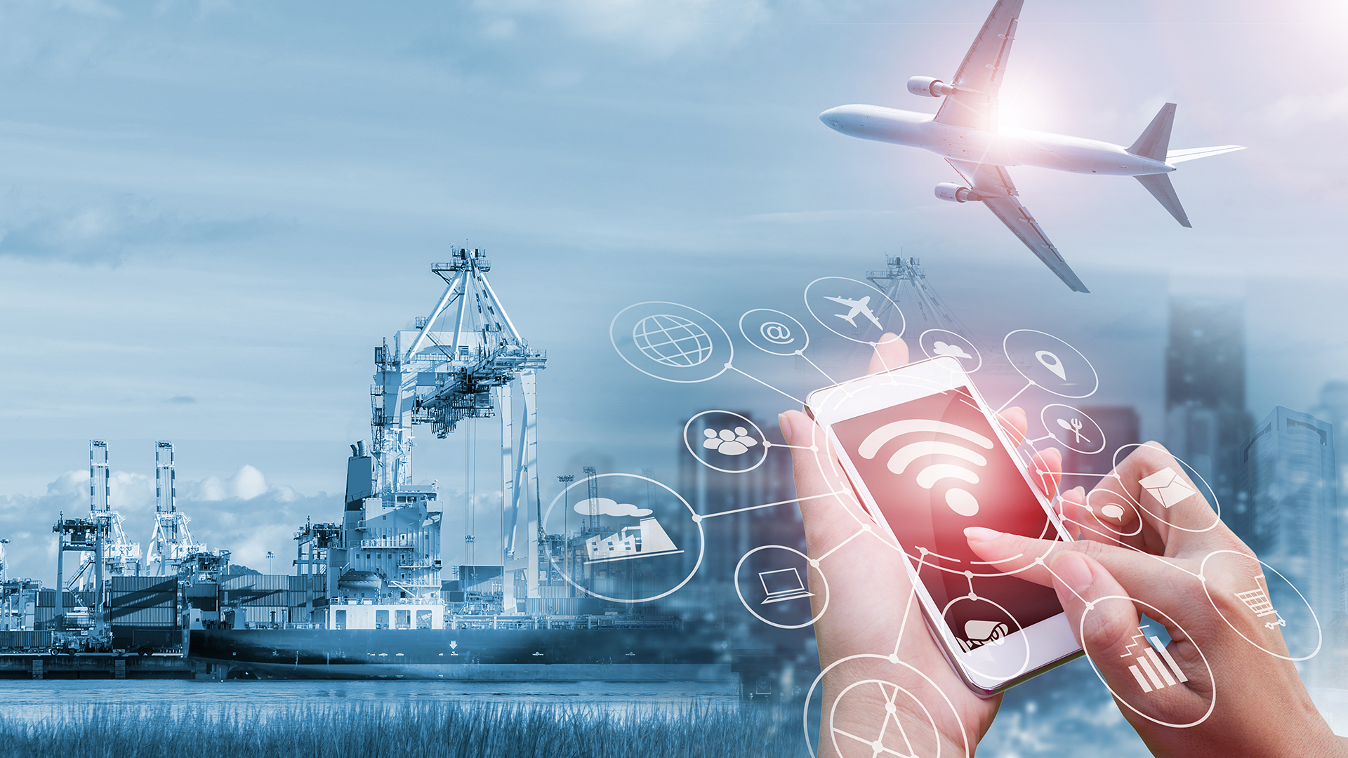 Smart Shipping with Satellite Communication