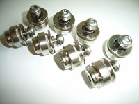 Hatch Bushing Assembly Screws - 8 Pcs.