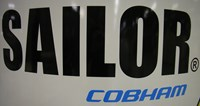 SAILOR/Cobham Branding Label VSAT800