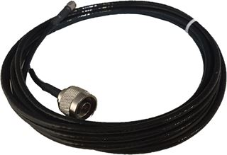 Cable Assy, SMA(M)-N(M), 12 FT