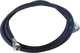 Cable Assy, RG223, N(M)-F(M), 6 FT.