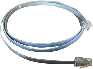 Cable Assy, RJ-45 Serial, 60 IN