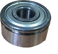 Bearing, Ball, 0.398 ID, 1,181 OD, DBL ROW, 5200