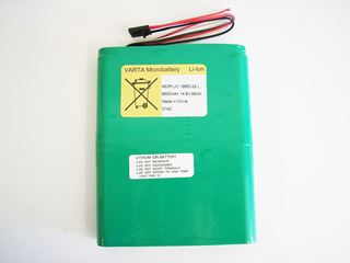 LiIon battery for SAILOR 6195 Battery Option