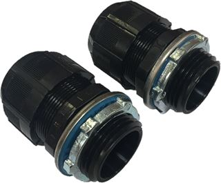 STRAIN RELIEF ASSY (CABLE GLAND) 2 Pcs.