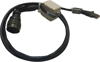 CABLE ASSY, ETHERNET M&C TO COMTECH LPOD
