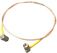 Cable Assy, RG-179, F(RA) TO F(RA), 36 IN., YEL