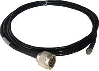 CABLE ASSY, SMA(M)-N(M), 10 FT.