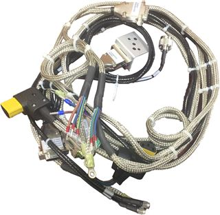 LOWER HARNESS, ASSY