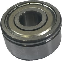 Bearing, Ball, 0.591 ID, 1.378 OD, DBL ROW, 5202