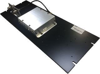 BASE MUX RACK PANEL ASSY, 400MHZ, RS-232