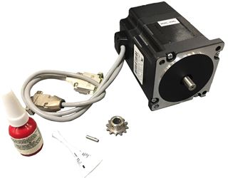 Azimuth Motor Kit Sea Tel 2400