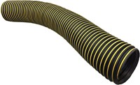 DUCTING, T-7 W/WEAR STRIP, 5 IN