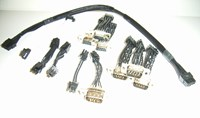 Cable kit, Electronic box